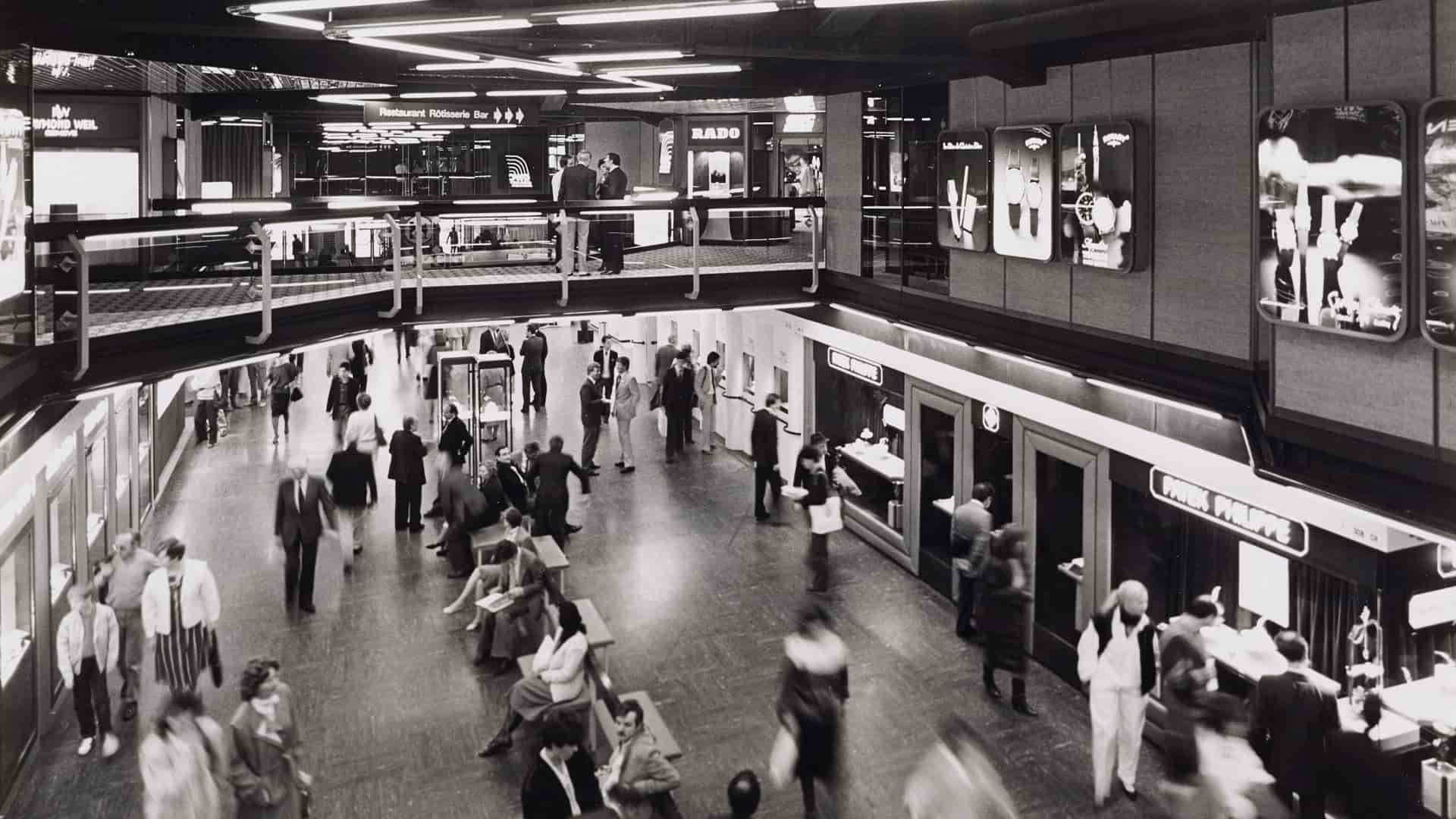 Baselworld exhibition 1986