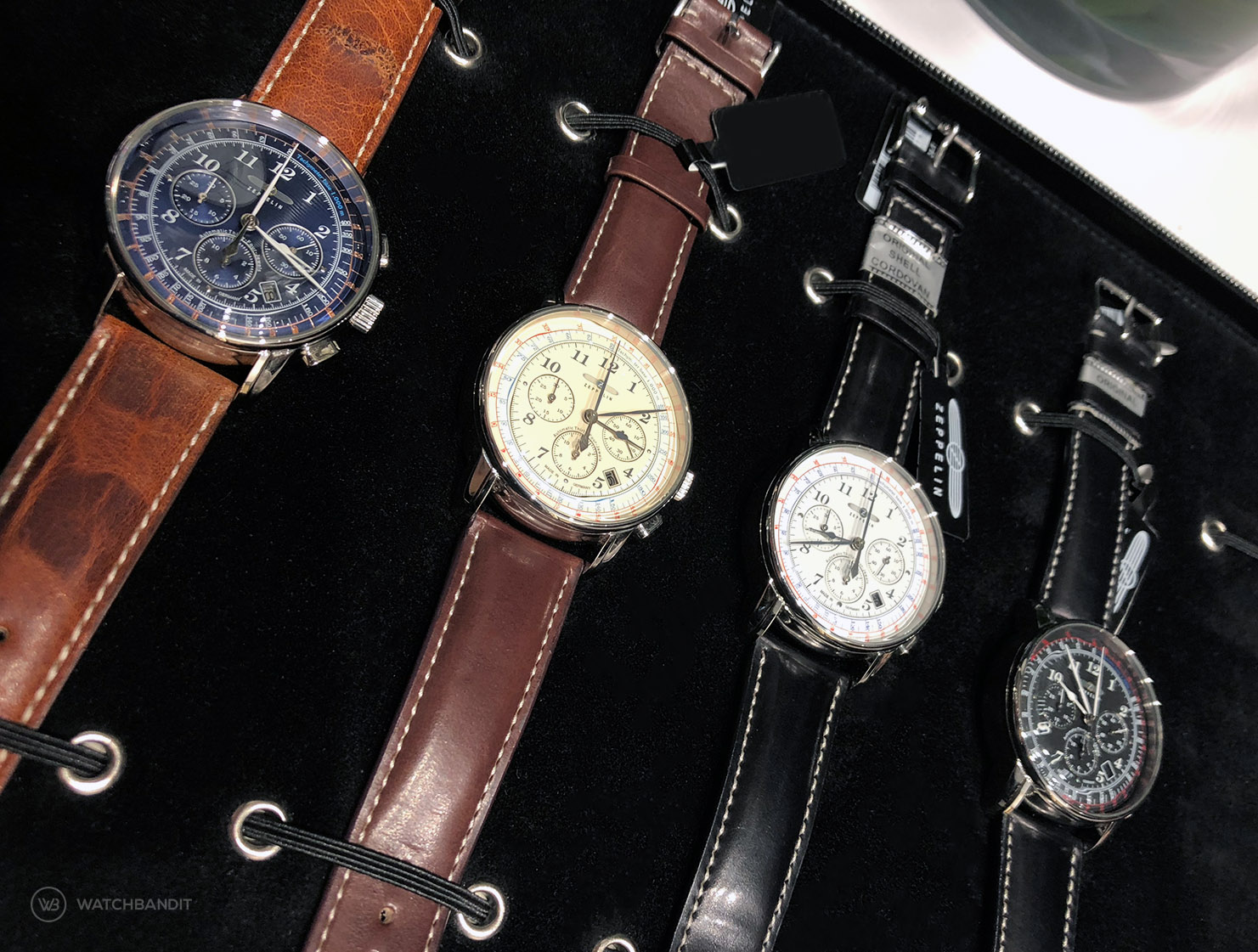 Zeppelin Automatic watches collection Baselworld 2019
