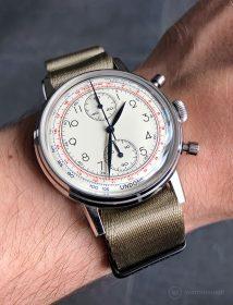 Undone Killy limitiertes #wristporn NATO Armband von WatchBandit