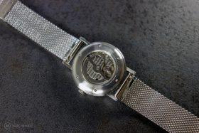 Sternglas Zirkel Milanaise Miyota Uhrwerk