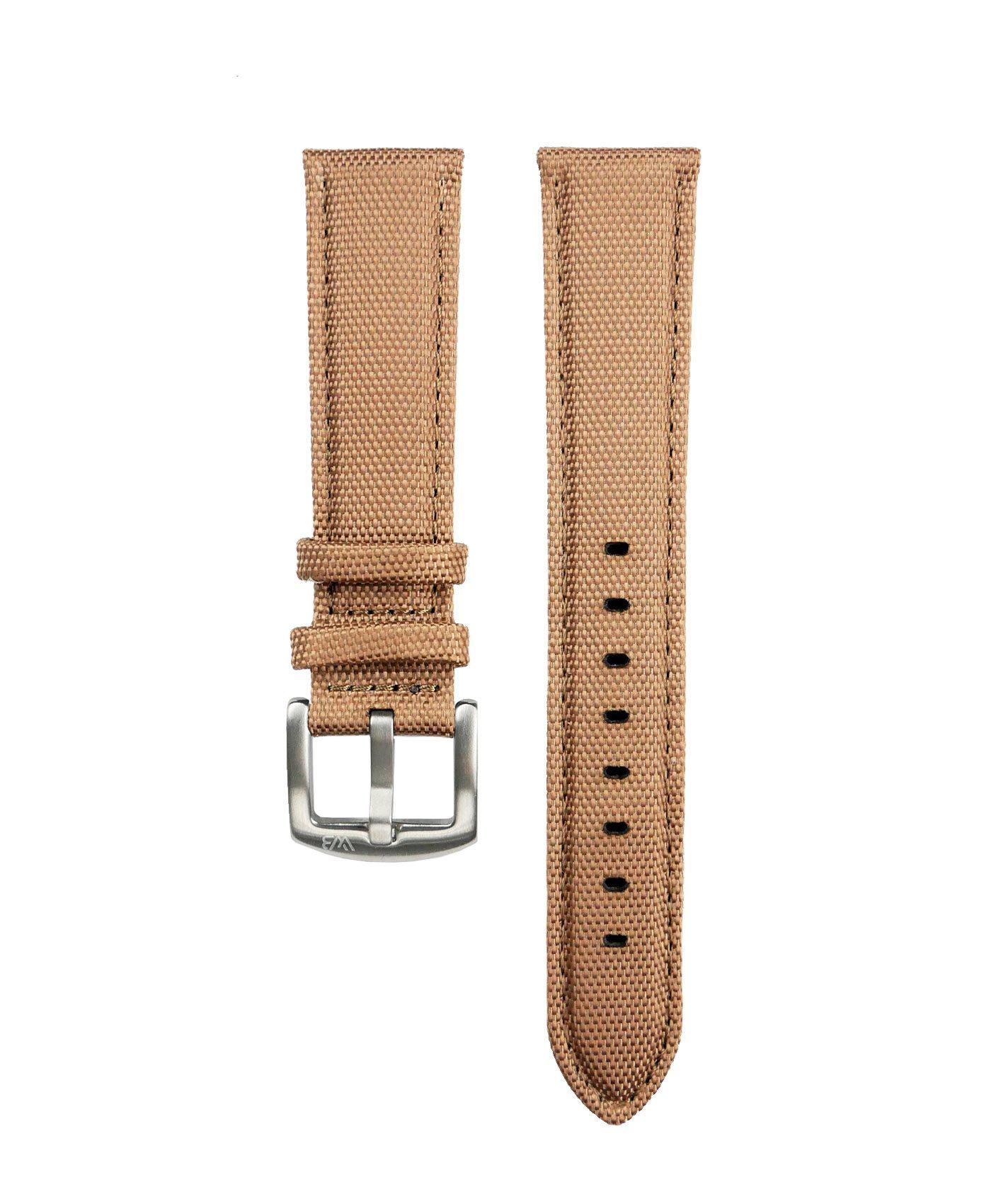 Cordura Watch Strap khaki by Watchbandit
