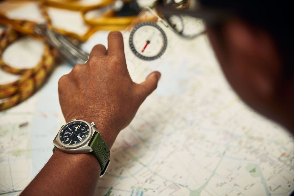 BOLDR Expedition Rushmore Compass