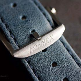 Edelstahl-Dornschließe der Formex Essence Chronometer