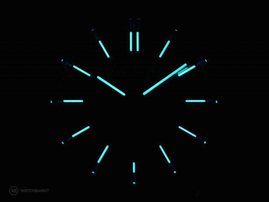 Formex Essence Chronometer Lume Shot