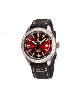 WB Ocean Crawler Dream Diver Dream Diver Red Dial front