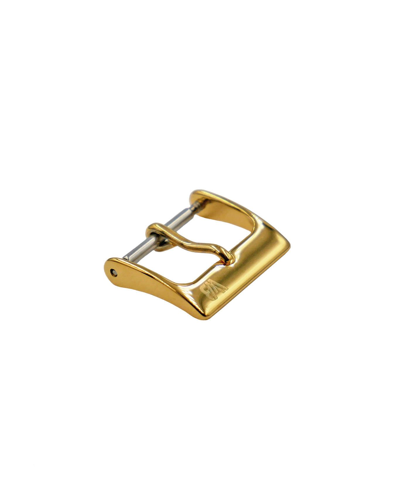 Gold Buckle for watch leather strap Watchbandit