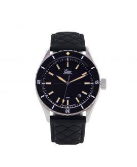WB_Eza – Sealander –black- Black – Diamond Quilted Black -front