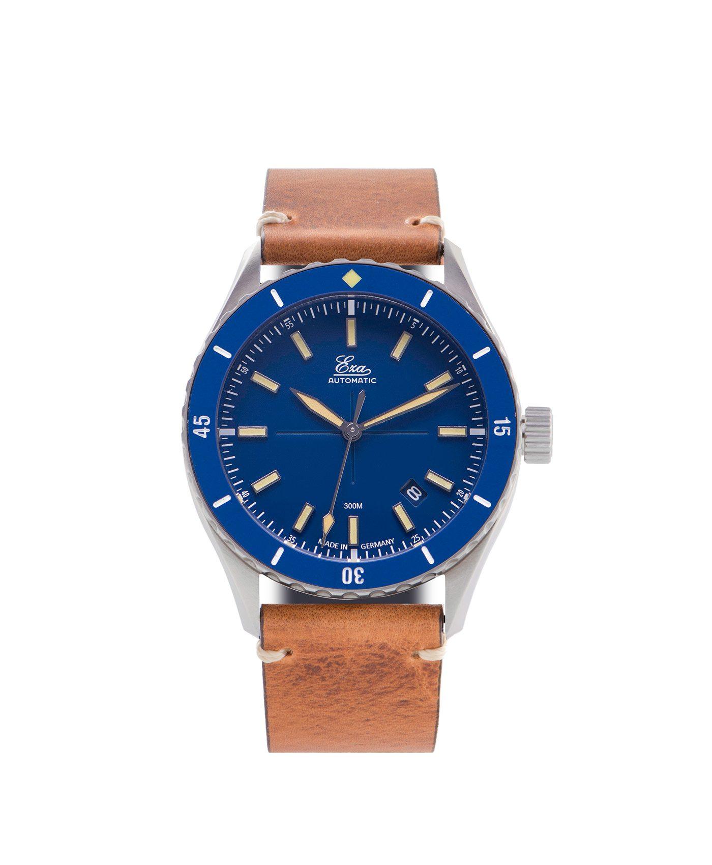 WB_Eza – Sealander –blue – Blue – Classic Cognac -front