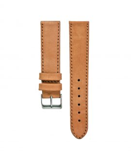 Pebro Premium Calfskin Watch Strap Terracotta No 190