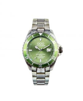 WB Watch Out Of Order Automatico green front