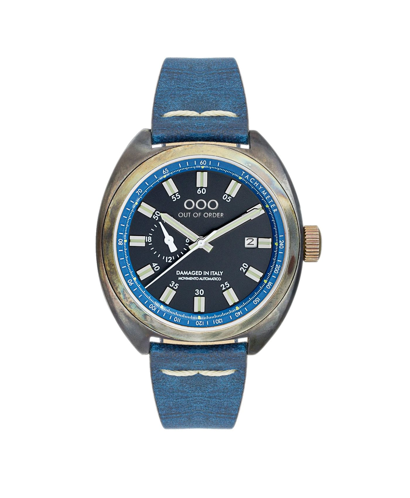 WB_Watch_Out Of Order –Torpedine blue_front