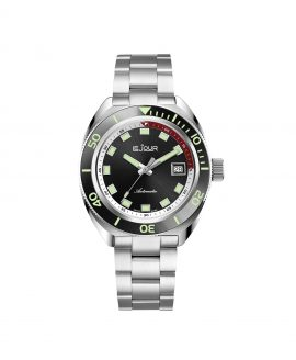 LeJour Hammerhead dive watch