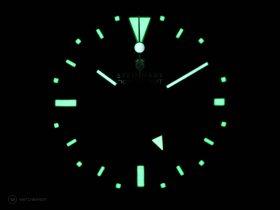 Steinhart Ocean Vintage GMT Lume leuchtend