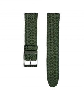 Eulit Palma Pacific Perlon Strap Olive Green 2 Pieces