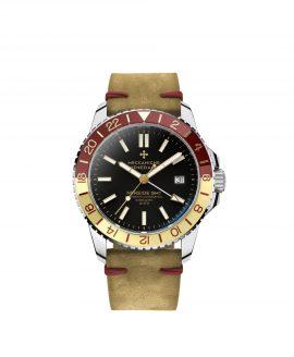 NEREIDE GMT Ø42MM - 1305003 front