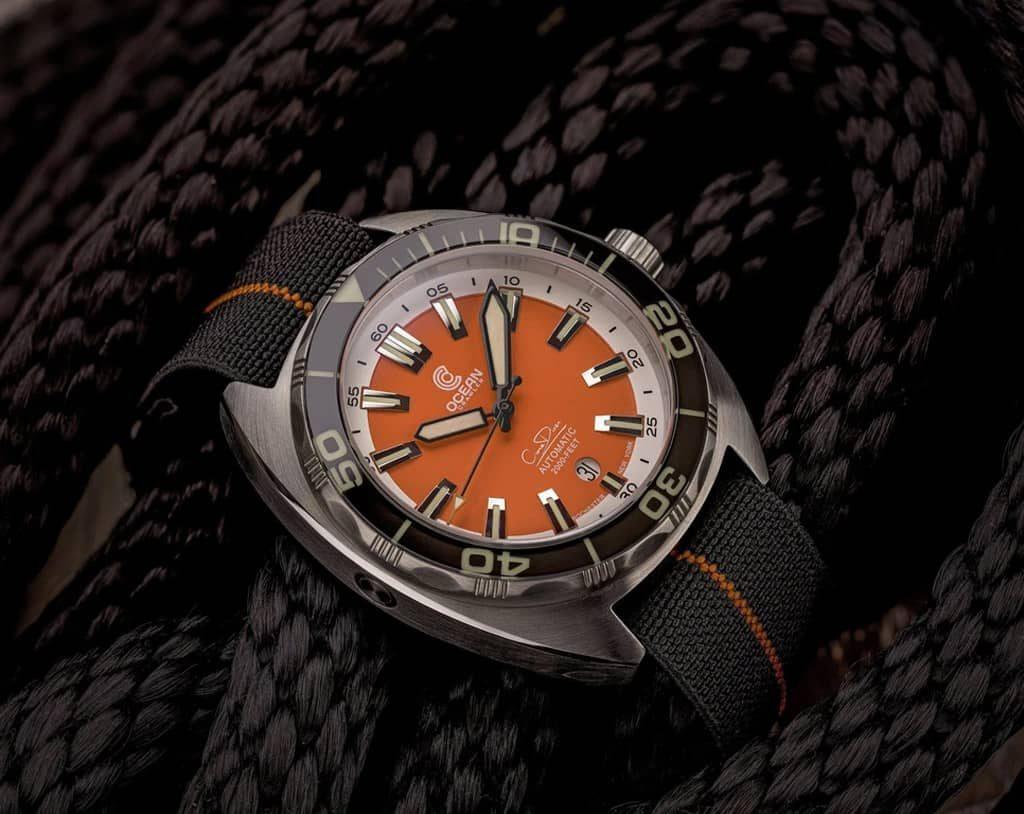 Ocean Crawler Core Diver Orange v3