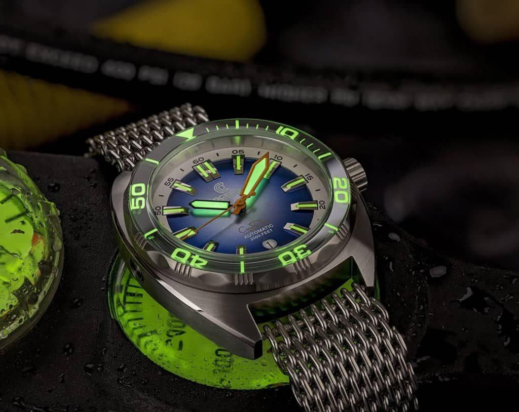 Ocean Crawler Core Diver v3 lume shot
