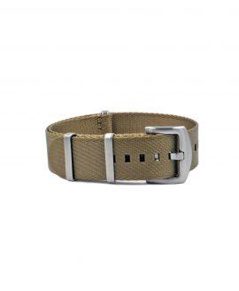 Premium_Nato-straps brushed_beige_front