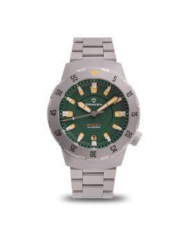 Draken Benguela-green-front-bracelet