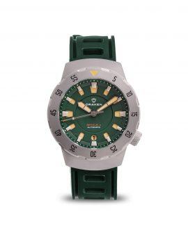 Draken Benguela-green-front-rubber