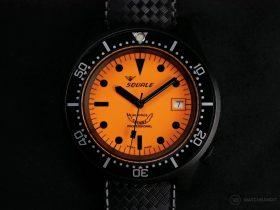 Squale-Luminoso Arancia PVD-orange diAL