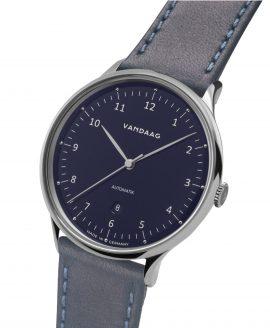 VANDAAG Primus Automatic steel-blue side