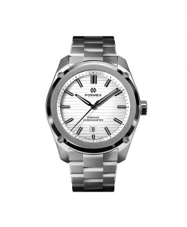 Formex - Essence FortyThree - Automatic Chronometer White dial