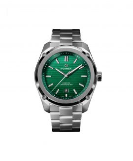 Formex - Essence ThirtyNine - Automatic Chronometer Green dial