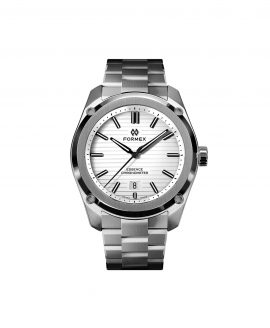 Formex - Essence ThirtyNine - Automatic Chronometer White dial
