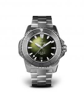 Formex - Reef - Automatic Chronometer COSC 300m_Green Dial Grey Bezel