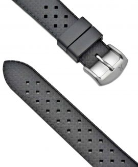 RZE - Tropical Style Rubber Strap - 20mm - Grey