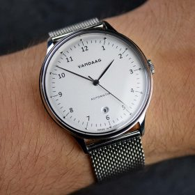 Edelstahl Milanaise Armband