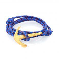 tasman-matte-gold-anchor-bracelet