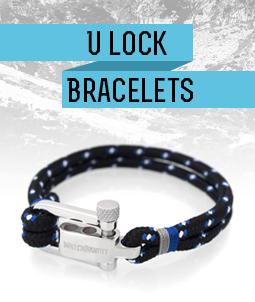 U-Lock Armbänder