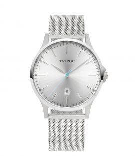 Tayroc - The Classic - TXM106 - Silver Meshband