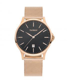 Tayroc - The Classic - TXM109 - Rose Gold Meshband