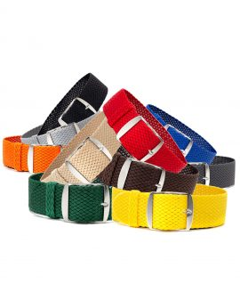 WB Perlon straps mixed