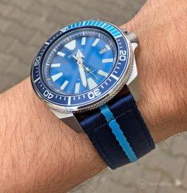 Seiko Prospex Blue Lagoon on