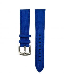 Cordura Watch Strap Navy Blue by Watchbandit