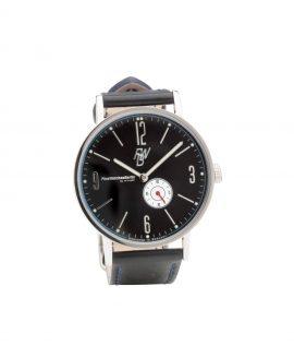 WB Watch fine watches berlin TEUFELSBERG BLACK 1 front
