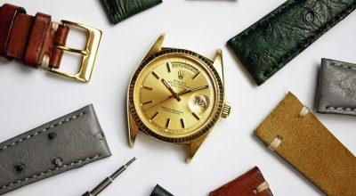 Rolex Day-Date Uhrenarmband-Ratgeber Titelbild