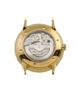 VANDAAG Primus Automatic black-gold movement case back