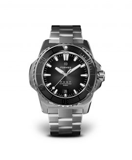 Formex - Reef - Automatic Chronometer COSC 300m_Black Dial Black Bezel