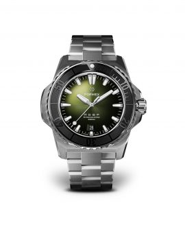 Formex - Reef - Automatic Chronometer COSC 300m_Green Dial Black Bezel