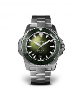 Formex - Reef - Automatic Chronometer COSC 300m_Green Dial Green Bezel