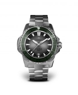 Formex - Reef - Automatic Chronometer COSC 300m_Grey Dial Green Bezel