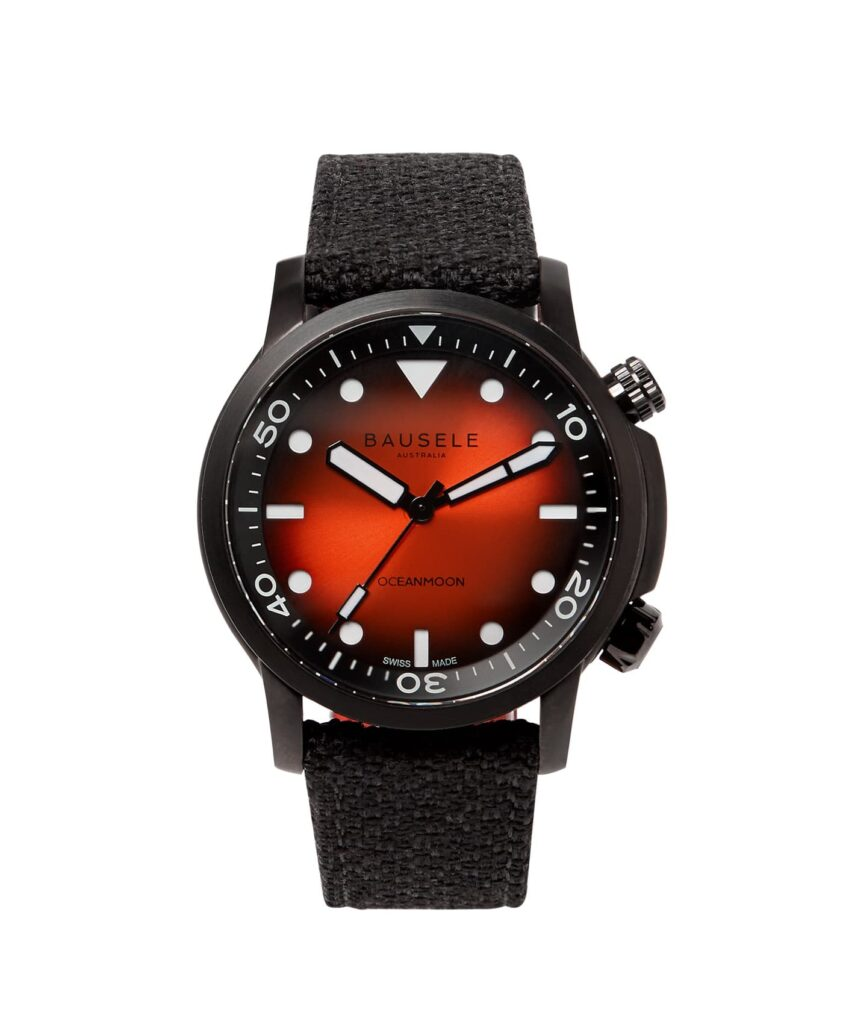 BASELE WATCHES_ Oceanmoon IV - Watchfest Pax 2020 Limited Edition - front