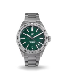 RZE - Endeavour - Hunter Green - front date