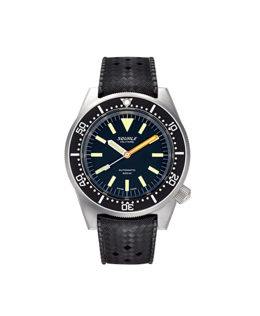 Squale 1521-026-A Militaire Blasted_front